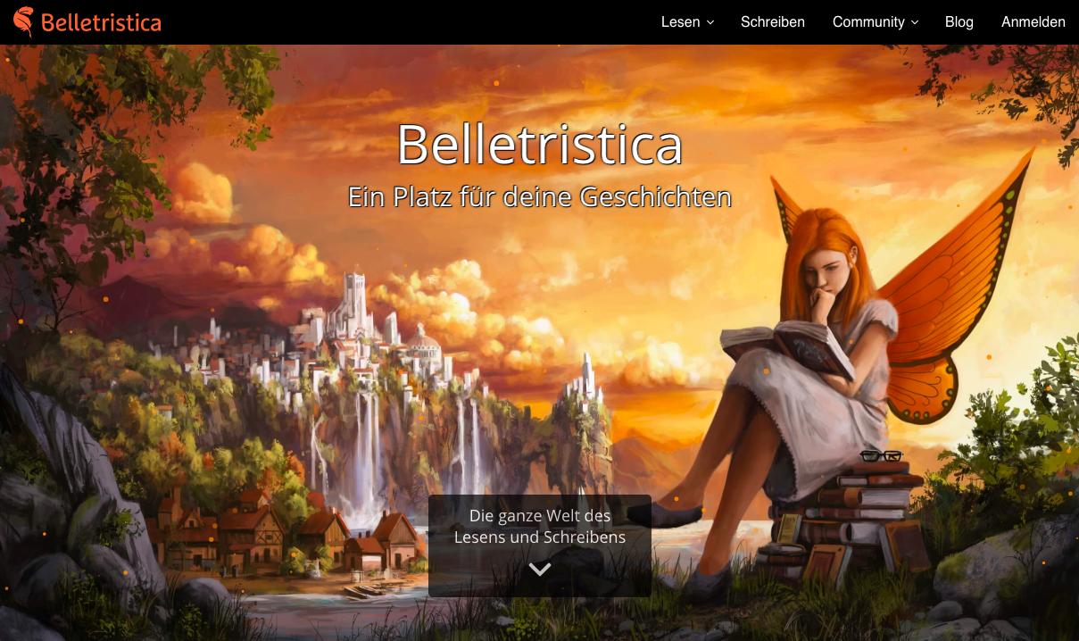 belletristica.com